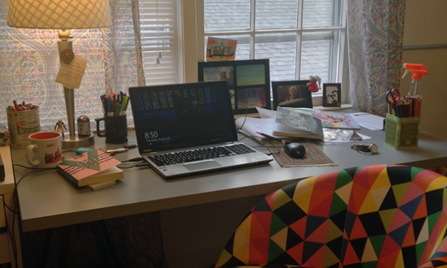 From the Desk of … Rachel Richardson