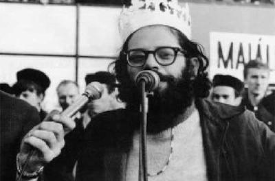 Kenneth Patchen the 'Blathering' 'Creep' vs. Allen Ginsberg the 'Irresponsible Mountebank'
