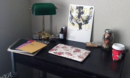 From the Desk of … Elle Nash