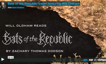 Will Oldham Reads Zach Dodson: Video