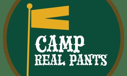 Camp Real Pants at AWP