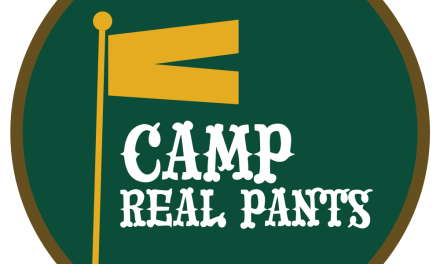 Camp Real Pants at AWP
