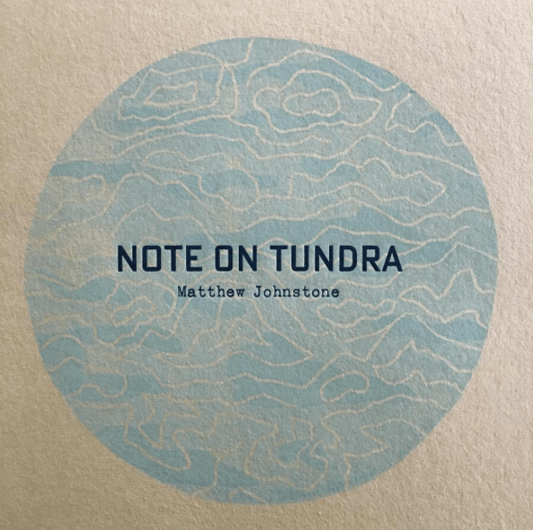 "And TA-DA! Jeff nailed the final run on @hemouthsmewrong 's ""Note on Tundra"" cover. Can't wait to get this book out in the world!"