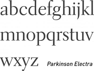 parkinson-electra-specimen