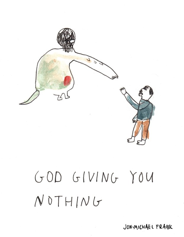 godgivunoth