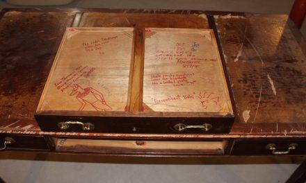 Secret Famous Haiku Desk Part II: The Aftermath