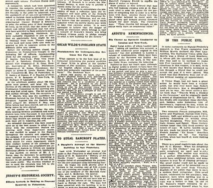 A Little History of Book Reviews and the NY Times
