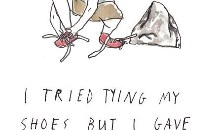 Tie Shoes