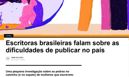 Female Brazilian Writers Talk About the Difficulties of Publishing in Brazil