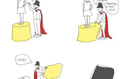 World Famous Magic Trick