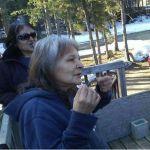 Darlene Necan on Doug Keshen and her walk from Thunder Bay to Kenora
