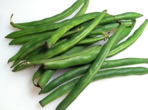 green beans Safe Fruit and Vegetable for dogs