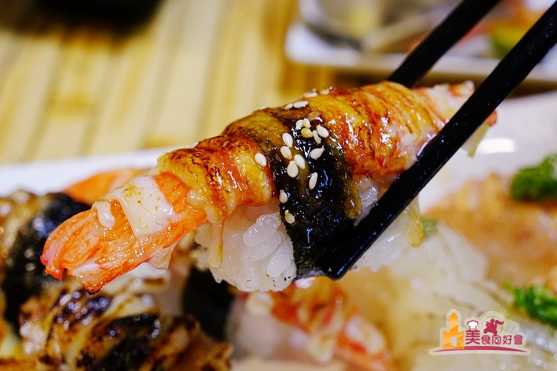 平價好吃壽司 隠藏在巷弄裡的日式料理店 十三巷手作壽司、丼飯