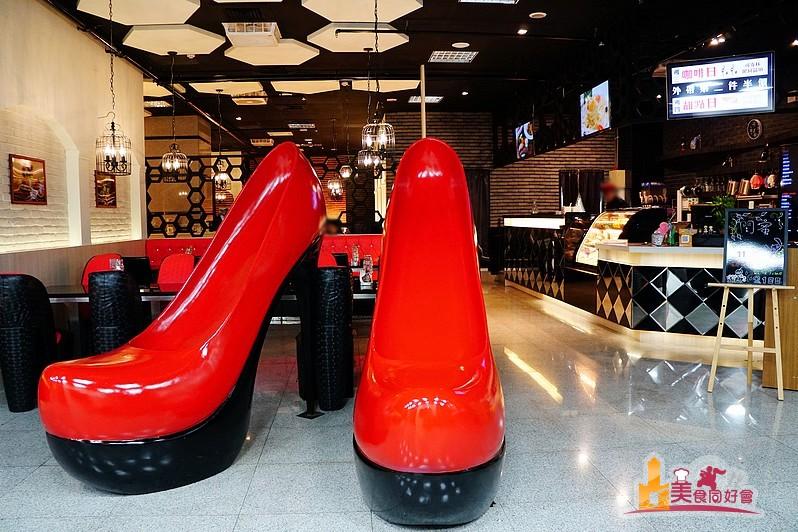 高跟鞋主題餐廳