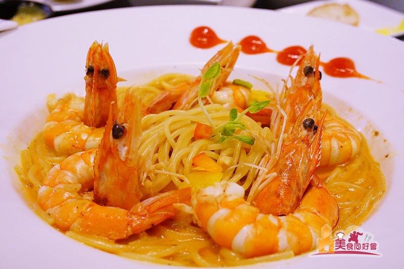 【高雄義大利餐廳】東港海鮮直送 吃得到尚青海味料理 夜坡義大利餐廳(創始總店)