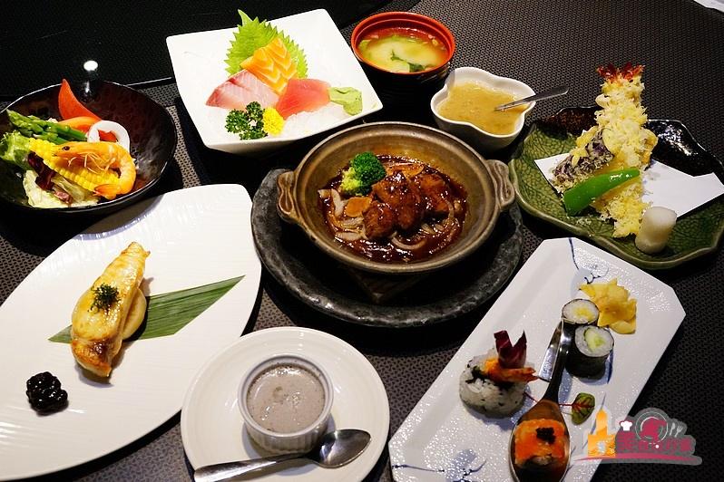 【高雄日式料理】在地老字號餐廳 精緻個人套餐四人同行一人免費活動 宮圓日本料理
