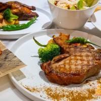 【高雄餐廳】GREEN 餐廳 鼓山森林系風格聚餐之地 法式丁骨豬排 主廚限定秘製香料烤雞