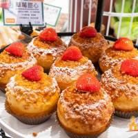 【高雄甜點】日樹手作烘焙 高雄最美白色烘焙坊 草莓季甜點開吃 草莓控不要錯過