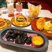 【高雄手作漢堡】癮肉洋食INN NIKU 高雄最美隱巷弄低調手作漢堡、熟成咖哩餐廳