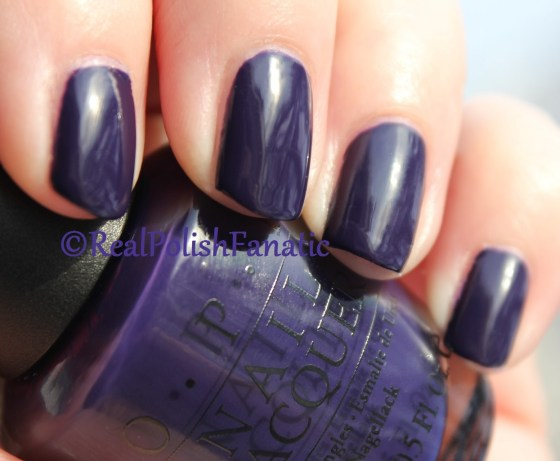 OPI - Sapphire In The Snow