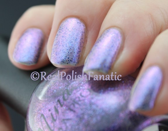 Sinful Colors - Japanese Violet & Nina Ultra Pro - Butterfly Wings
