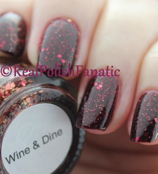 Black Cat Lacquer - Wine & Dine