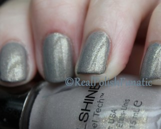 Sally Hansen - Bow To The Queen & Sinful Shine - Prosecco