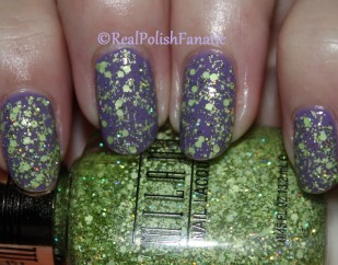 Nicole by OPI - Love Song & Milani - Sugar Coated