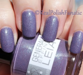 Nerd Lacquer - General Effing Leia