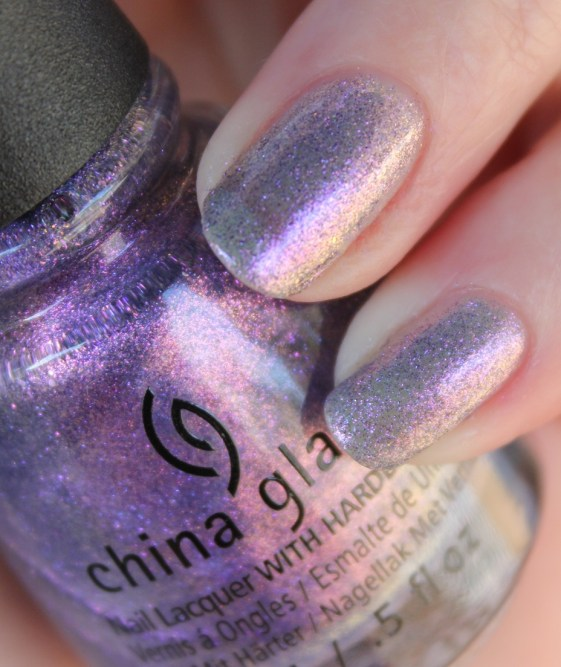 China Glaze - Don't Mesh With Me // Fall 2016 Rebel Collection