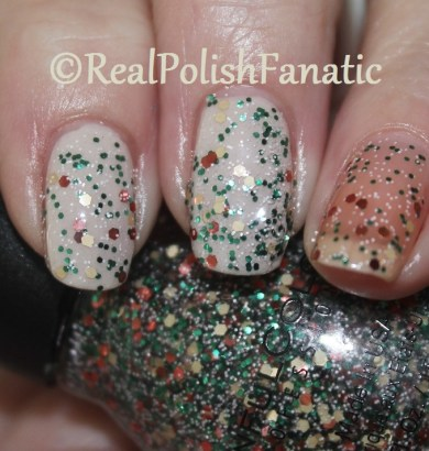 Sinful Colors That's Elfed Up // Holiday 2016
