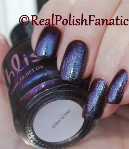 Pahlish - Elder Wand