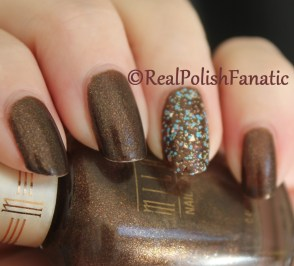 Milani - Chocolate Sprinkles with Sugar Rim accent