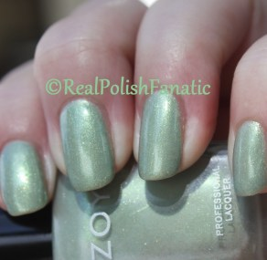 Zoya - Lacey // Spring 2017 Charming Collection