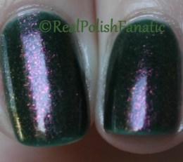 Blackheart Beauty - Oil Slick Iridescent