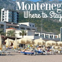 Montenegro: Where to Stay