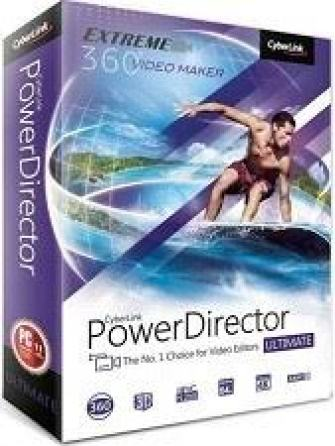 CyberLink PowerDirector 17.0.2514 Crack With Serial Key Free Download 2019