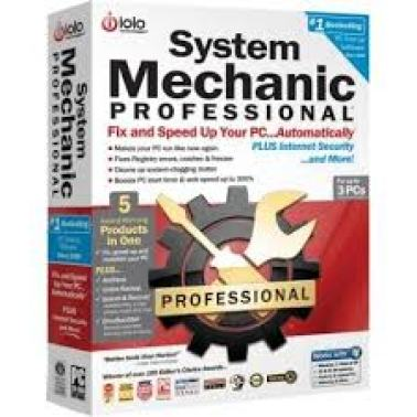System Mechanic Pro 18.7.1.85 Crack With Serial Key Free Download 2019