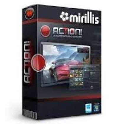Mirillis Action! 3.9.4 Crack With Activation Code Free Download 2019