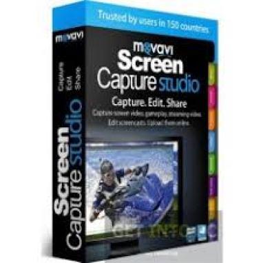 Movavi Screen Capture Studio 10.0.1 Crack With Registration Code Free Download 2019