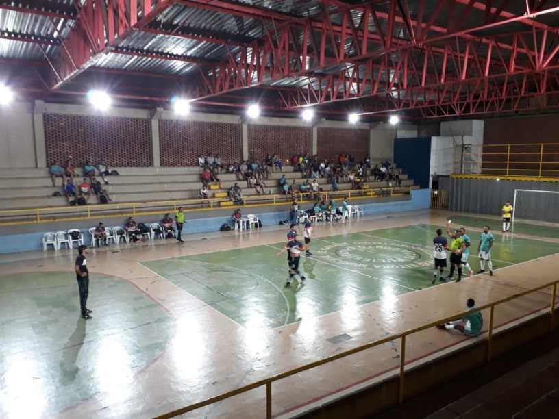Todos os jogos acontecem no Ginásio Poliesportivo de Igarapé