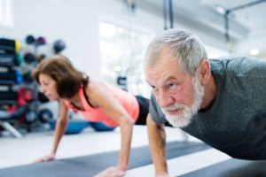 Seniors: find a gym with senior workouts near you