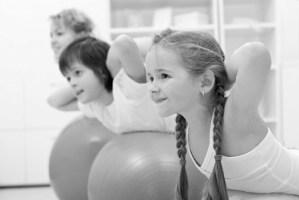Chicagoland kids workout program