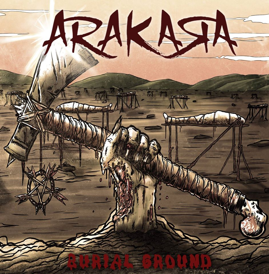 Track of the Day: Chaos Reigns – Arakara