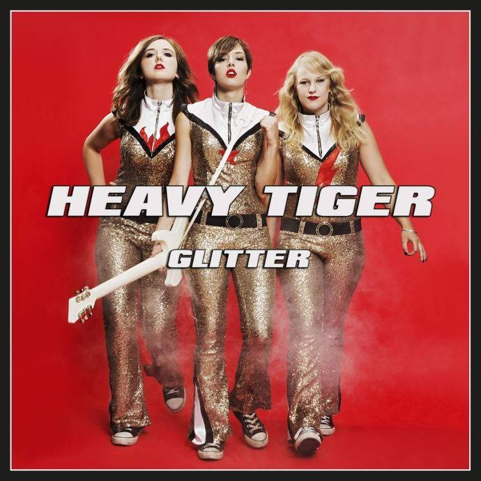 Album review – HEAVY TIGER 'Glitter'