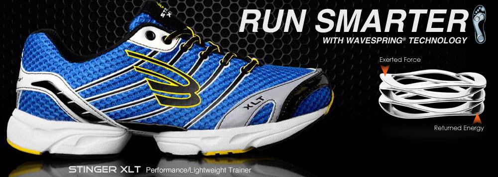 Spira Stinger Running Shoes Review