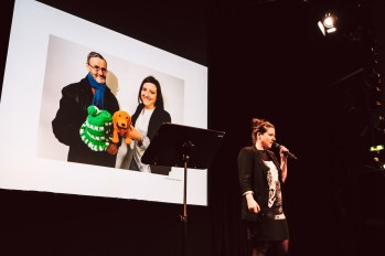 Reporter Slam - das Jahresfinale der Besten 2018! In Berlin!