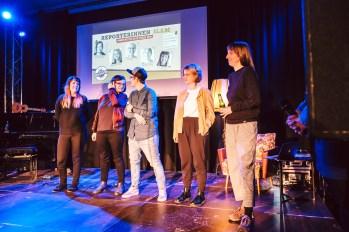 Reporterinnen Slam Leipzig 2019