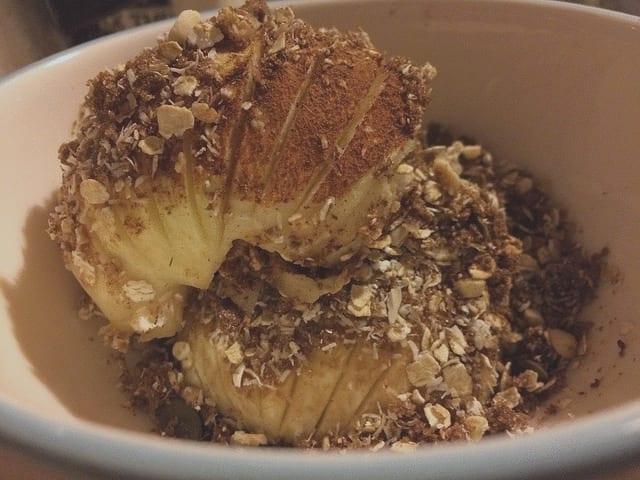 habble back apple dessert recipe