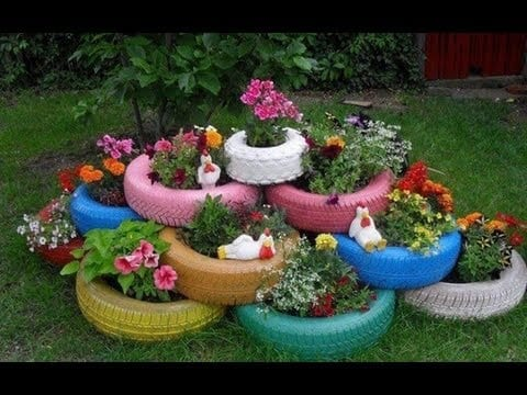 upcycle tires